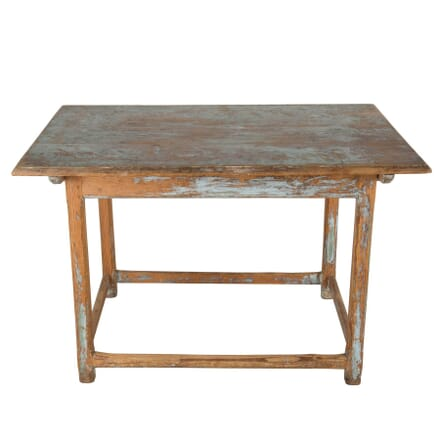 19th Century Swedish Pine Table TD0159282