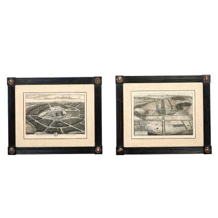 Pair of Engravings WD2054687