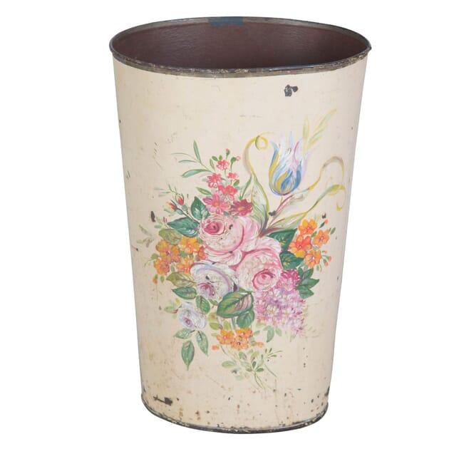 Decorative Tole Bucket DA2056623
