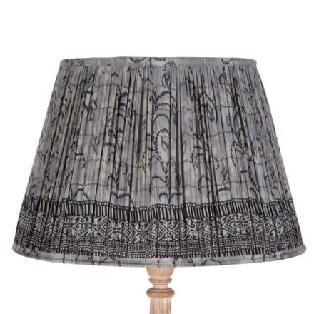 50cm Grey Silk Lampshade LS6657880
