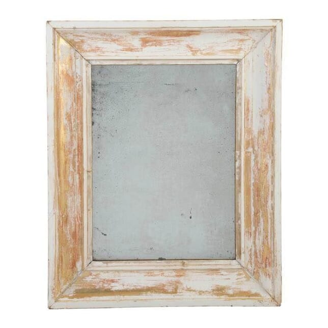 Box Frame Mirror with Mercury Plate MI0113441