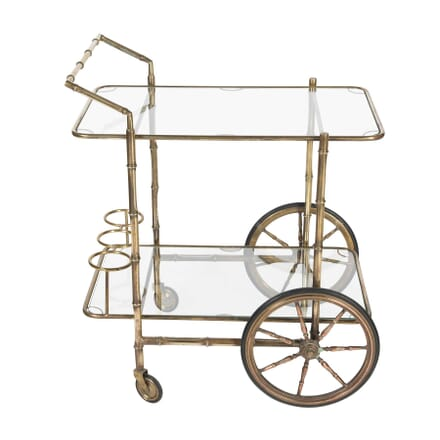 French Maison Bagues Cocktail Trolley OF4561345