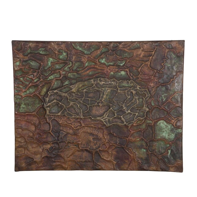 BRONZE WALL HANGING WD2812843