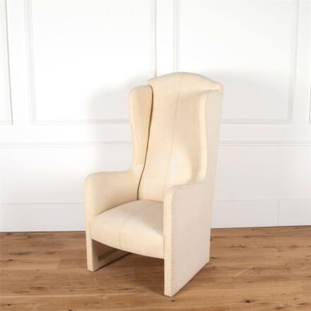 1920s English Porters Wing Chair CH2361289