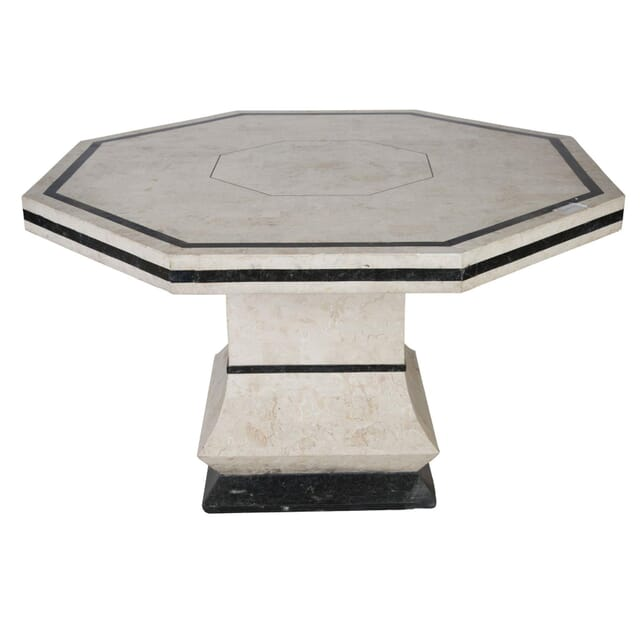Italian Octagonal Table TC9956297