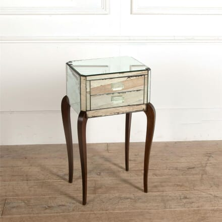 Mirrored Bedside Table BD287374