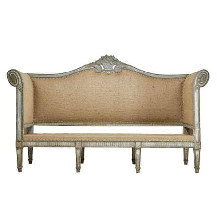 Large 18th Century French Sofa with Original Paint. SB0662264