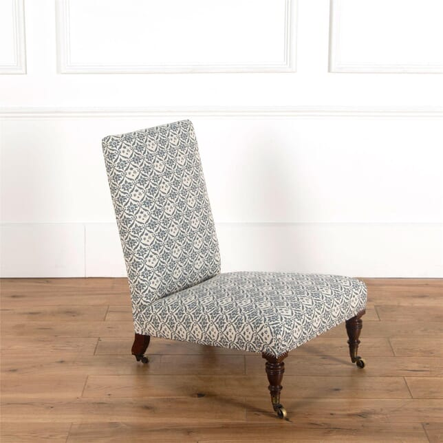 Large 19th Century Slipper Chair CH637738