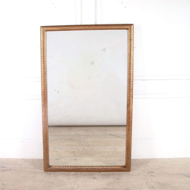 19th Century French 'Rope Twist' Mirror MI0161208