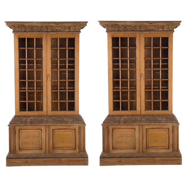 Pair of Bookcases BK1012728