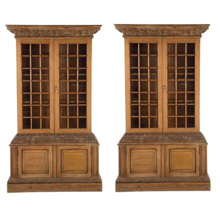Pair of Bookcases BK1012728