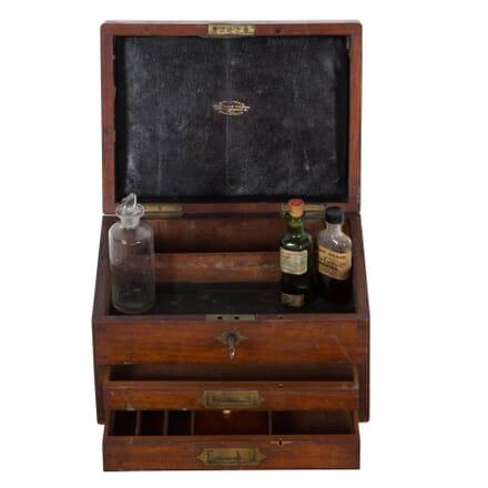 19th Century Apothecary Box DA106536