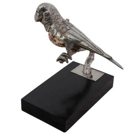 Silver Plate 'Binazzi' Parrot DA1504935