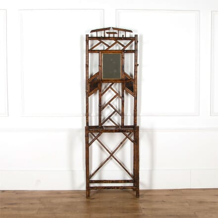 19th Century Bamboo Hat Stand OF597624