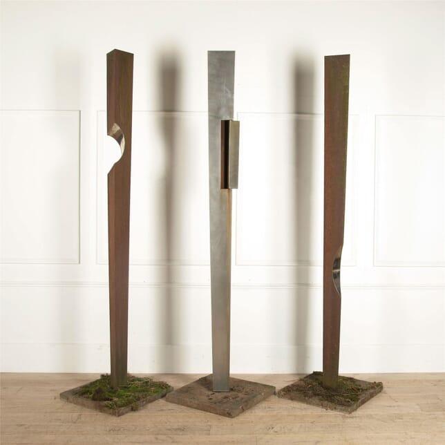 Set Of Three Simon Frend Sculptures DA287288
