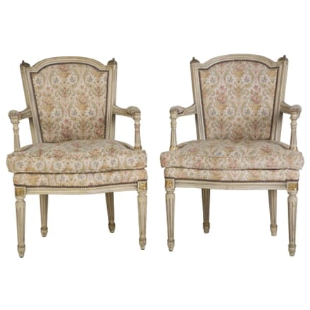 20th Century Pair of Armchairs CH037797