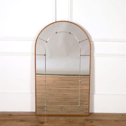 Swedish Panelled Mirror MI437492