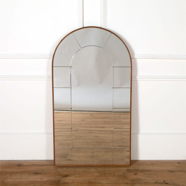 Swedish Panelled Mirror MI437491