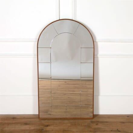 Swedish Panelled Mirror MI437491