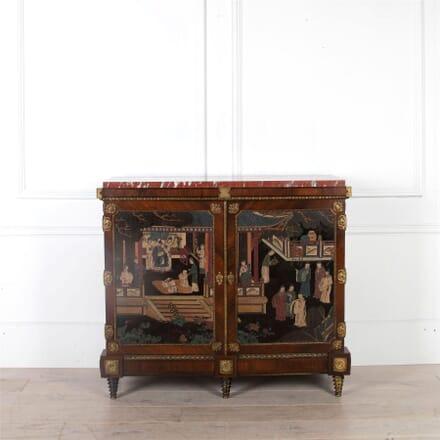 Marble Topped Side Cabinet by Léon Dromard BU2960987
