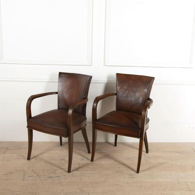 Leather Bridge Chairs CH1561228