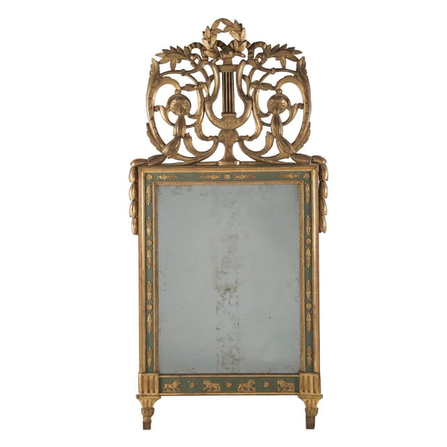 Italian Empire Period Mirror MI3953850
