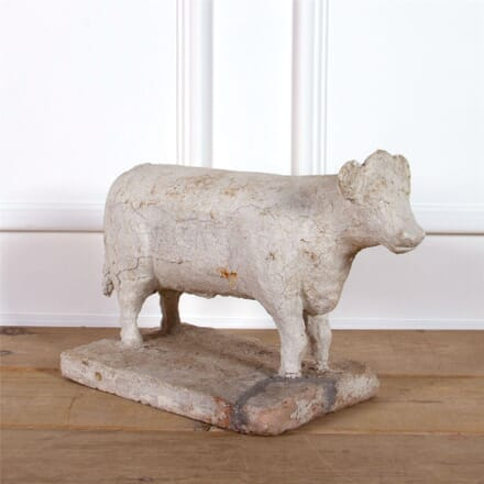French Cow Sculpture DA0861962