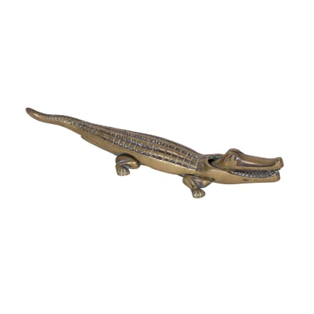 French Brass Crocodile DA5759895