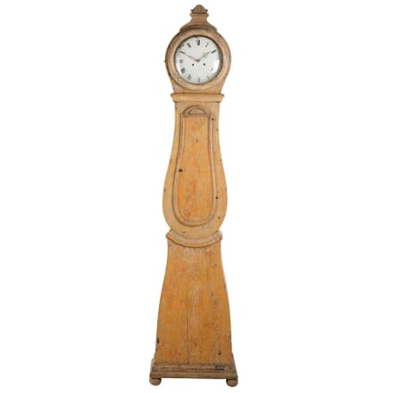 19th Century Swedish Long Case Clock DA018585