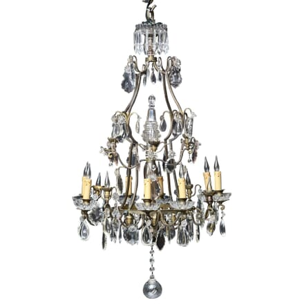 19th Century French Chandelier LC127499