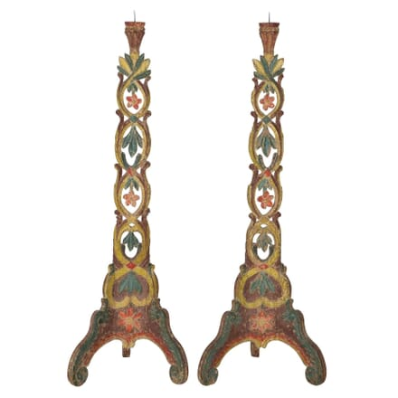 Pair of 19th Century Torcheres DA995615