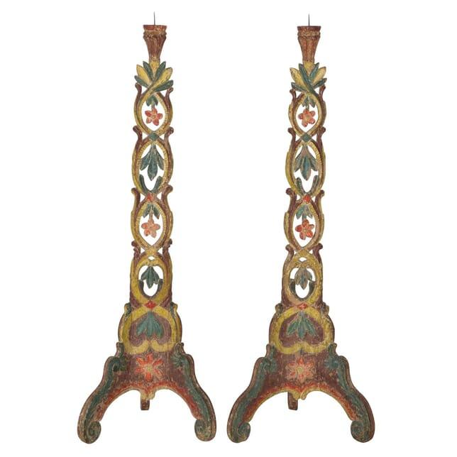 Pair of 19th Century Torcheres DA995615