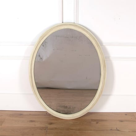 19th Century Oval Mirror MI4762170