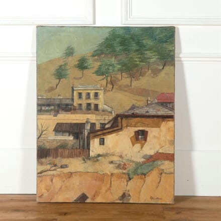 Oil Painting of Tuscany WD3562599