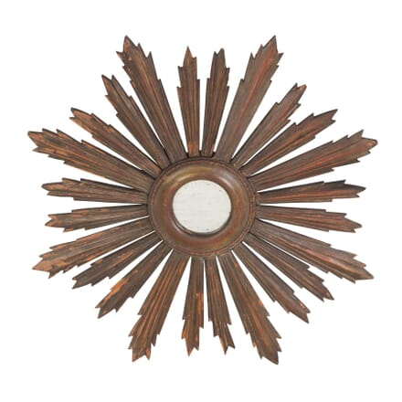 Spanish Sunburst Mirror MI0112098