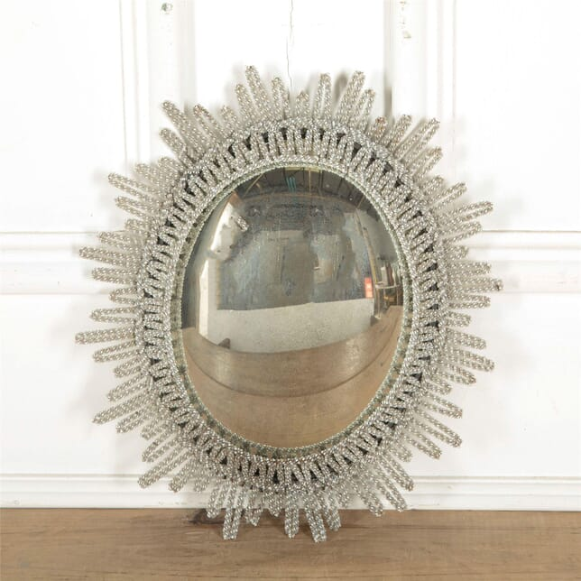 Beaded Convex Mirror MI157555