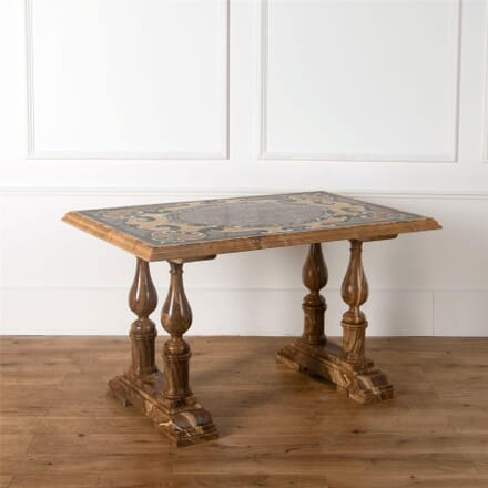18th Century Specimen Marble Top Centre Table TC037442