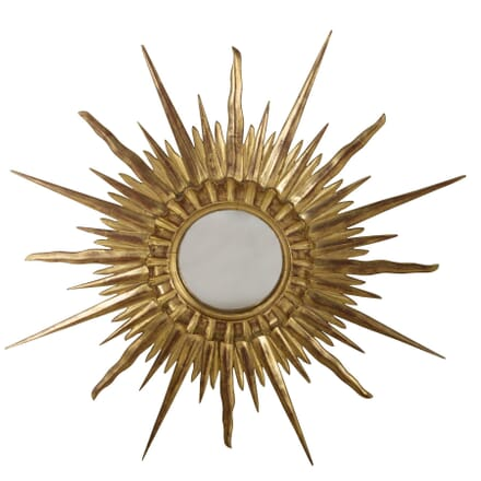 Beautiful Sunburst Convex Mirror MI1559476
