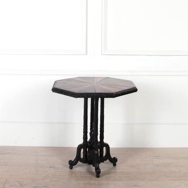 19th Century Anglo Indian Occasional Table TC0360993