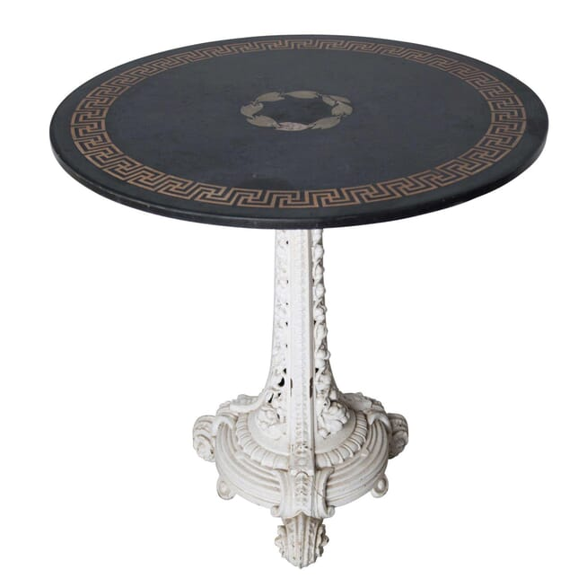 Marble Top Centre Table TC2311117