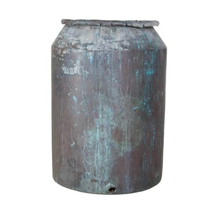Large Copper Vessel GA0856751