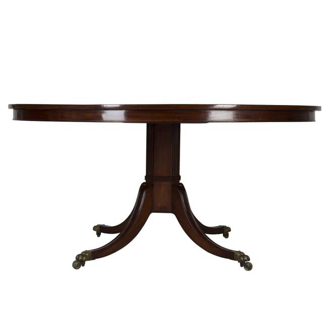 Large Regency Mahogany Centre Table TC0360282