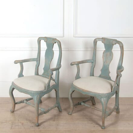 Rococco Armchairs CH0261408