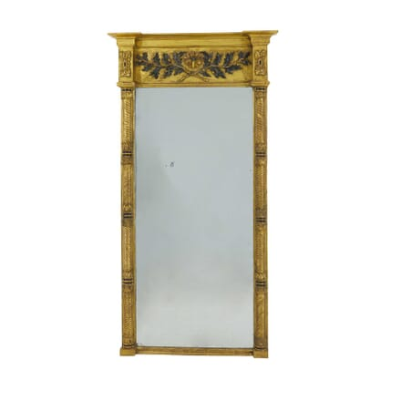 Exceptional Late Regency English Pier Mirror MI0161206
