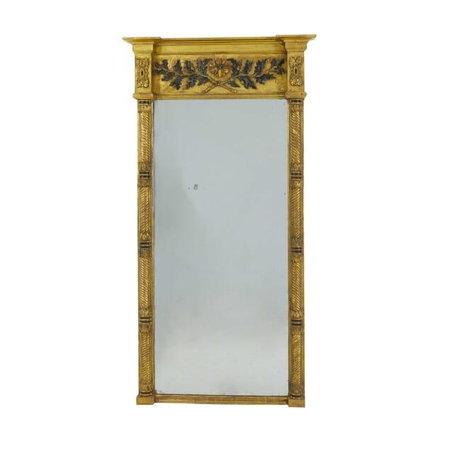 Exceptional Late Regency English Pier Mirror MI0161206