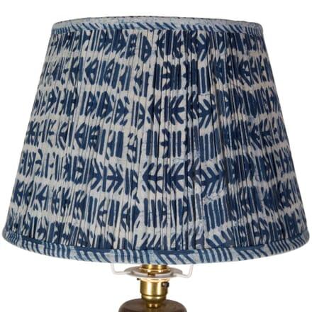 30cm Blue Lampshade LS6657870