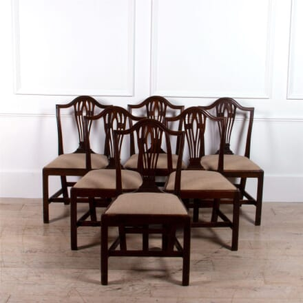 English Mahogany Chairs CH0861972