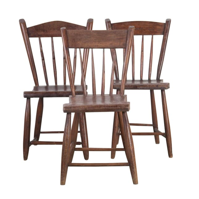 Set of Harlequin Country Chairs GA2055756