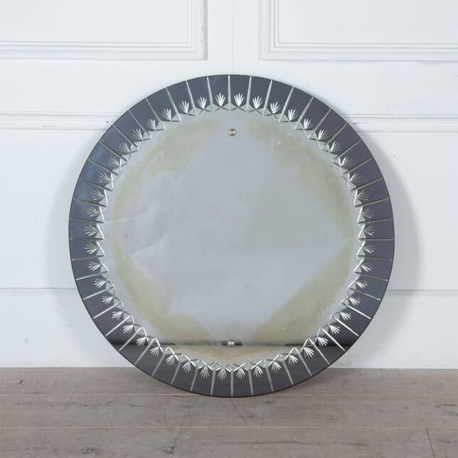 Circular Two Colour Mirror MI3061152