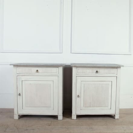 19th Century Swedish Bedside Tables OF4461104